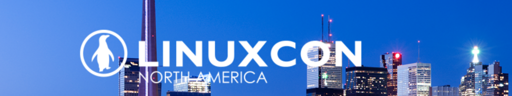 LinuxCon banner