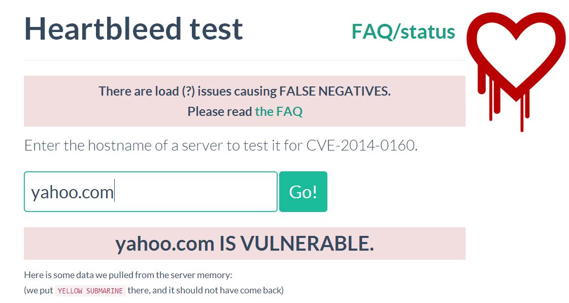 Heartbleed : une faille de sécurité de OpenSSL vite colmatée mais…