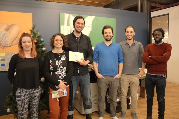 Un don pour soutenir l'agriculture urbaine à vocation sociale