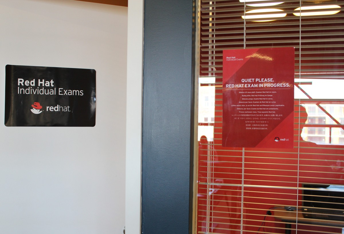 Savoir faire linux opens a red hat individual exam center in the red hat individual examination booth will cover a wide range of certifications red hat certified system administrator rhcsa red hat openstack xflitez Gallery