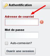 Modification de texte / Après