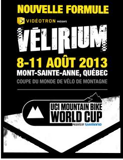 Logo du Vélirium 2013