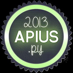 Logo Apius 2013