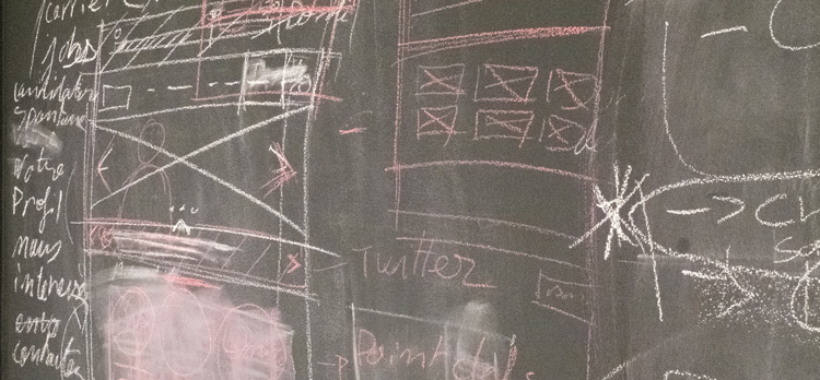 Recherche et définition en début de projet web