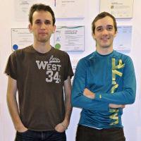Thibault Cohen et Sébastien Coavoux