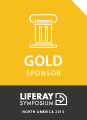Liferay Symposium Gold Sponsor